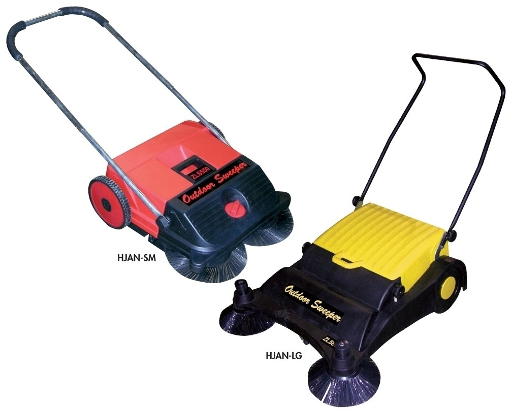 Lawn Sweepers, Rollers & Aerators