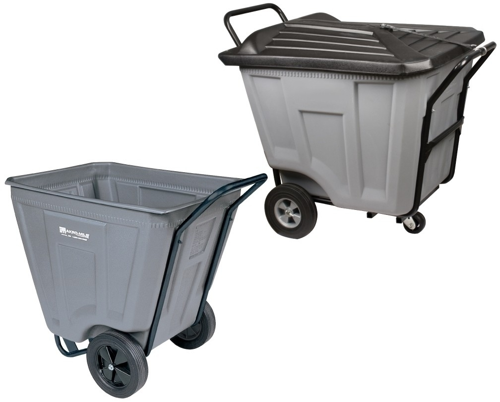 Mobile Bin Carts & Workstations