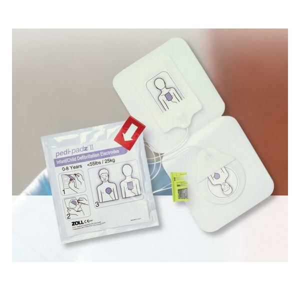Zoll AED® Plus Pedi-padz® II 8900-0810-01 Pediatric Electrode