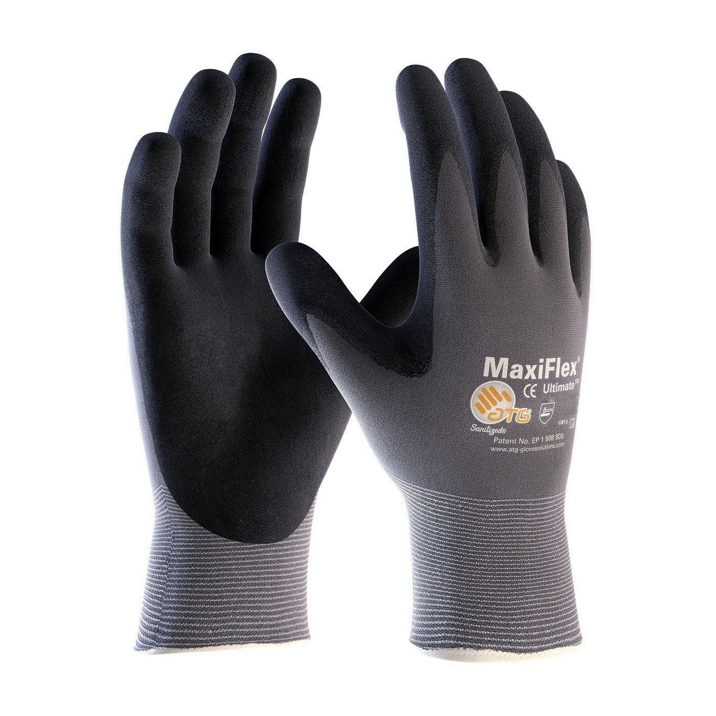 PIP® MaxiFlex® Ultimate 34-874 Breathable Palm and Fingers Coated Gloves