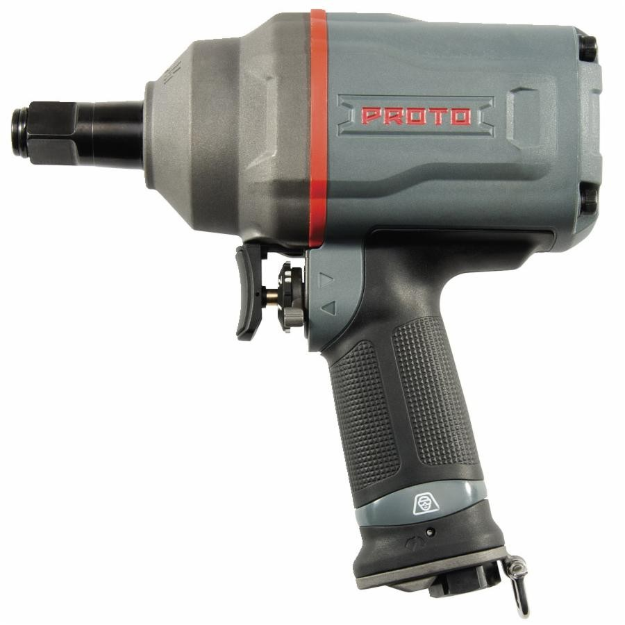 Proto® J175WP Air Impact Wrench, 3/4 in Square Drive, 950 bpm, 1560 ft-lb Torque, 7.1 cfm (Bare Tool)