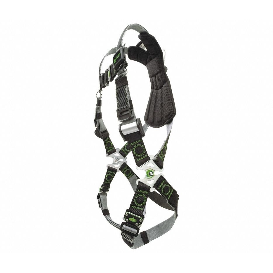 Miller™ RDT-QC/UBK, Revolution® Full Body Harness, L/XL