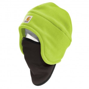 Men's Carhartt High-Visibility Color-Enhanced Fleece 2-in-1 Hat