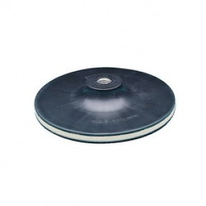 3M™ 917 Regular Disc Pad Holder, For Use With Random Orbital Sanders, Rotary Sanders and Disc Sanders, White