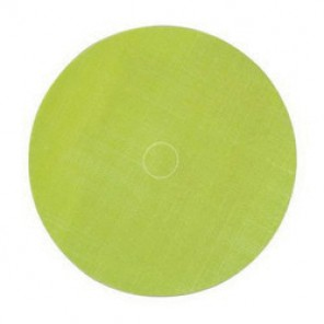 Hookit™, Trizact™ 268XA Hook and Loop Coated Abrasive Disc, 5 in Dia, No Hole, A35 Grit, Extra Fine Grade