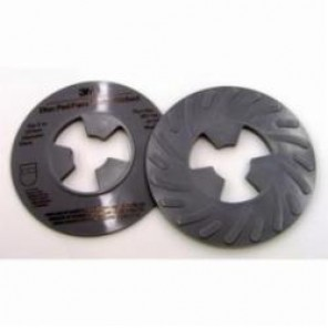 3M™ 81734 Ribbed Retainer Nut Disc Pad Face Plate, 5 in Dia