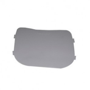 Speedglas™ 051131-37244 Outside Replacement Protection Plate - Clear, 5-1/2 x 3-7/8 in, 10 per Case