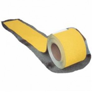 Accuform® FMT420YL Engineering Grade Pavement Marking Tape, 150 ft L x 4 in W, Yellow