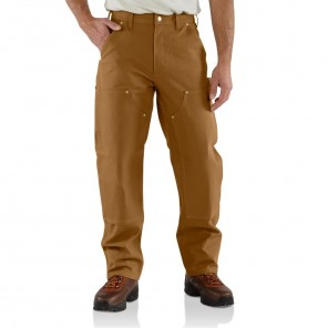 Men's Carhartt B01 Firm Duck Double-Front Work Dungaree