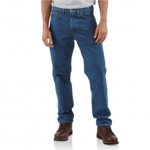 Men's Carhartt Traditional Fit Tapered-Leg Jean
