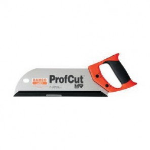 Bahco® Profcut™ PC-12-VEN Veneer Saw With Tooth Protector, 12 in L