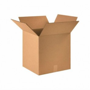 "16 x 16 x 16""  Corrugated Boxes, 25 Per Bundle"