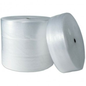 """BOX BW12S12P Perforated Air Bubble Rolls 1/2"""" x 12"""" x 250', 4 Rolls/Bundle"""
