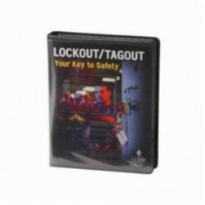 Brady® 104216 DVD Training Kit, Spanish, Lockout For Life: Your Key to Safety