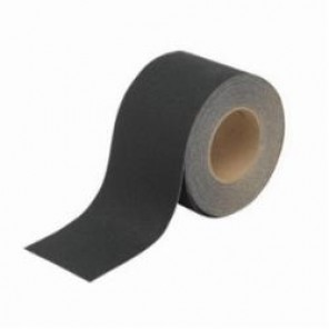 Brady® 78191 Laminated Roll Mount Anti-Skid Floor Tape, 4 in W x 60 ft L, 0.026 in THK, B-916 Glow-In-The-Dark Polyester