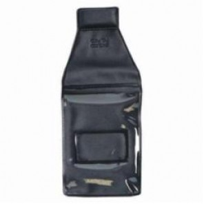 Brady® 95066 Vertical Magnetic Badge Holder, 1/32 in L x 2-3/8 in W x 3-3/8 in H, Black