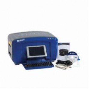 Brady® BBP37 Label Printer Kit With QWERTY US Keyboard, 5 in/sec/300 dpi Resolution