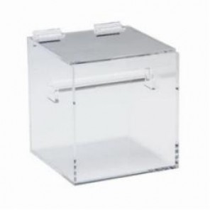 Brady® Prinzing® PD934A Label Dispenser, Clear