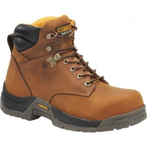 "Men's Carolina 6"" Waterproof Broad Toe Work Boot"