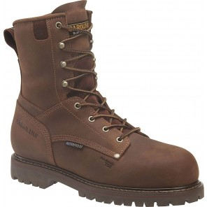 "Men's Carolina 8"" Insulated Waterproof Composite-Toe Work Boot"