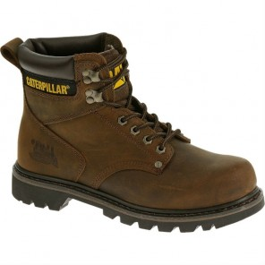 Men's Cat Second Shift Work Boot
