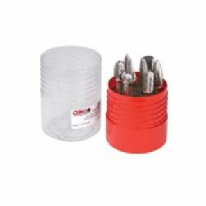 CGW® 62700, 8 Pieces, For Use With Hand-Held Pneumatic and Electric Die Grinders, Carbide