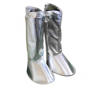 "14"" Aluminized Para Aramid Blend Deluxe Spring Leggings 333-AKV (Sold By The Pair)"