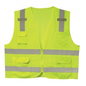 Cordova High Visibility Type R Surveyors Safety Vest