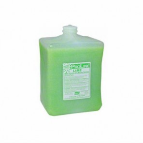 LIM4LTR Solopol Lime Green Heavy Duty Cleanser, Citrus Scent, 2 Liter Cartridges, 4/Case