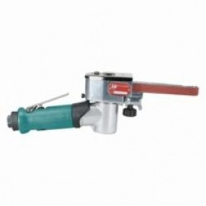 Dynabrade® Mini-Dynafile® II 15003 Abrasive Belt Tool, 12 in L x 1/8 to 1/2 in W, 0.4 hp, 20 scfm, 90 psi, Tool Only
