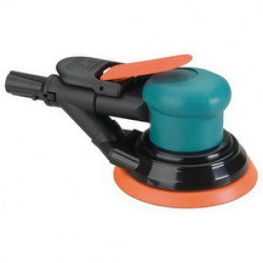 Dynabrade® Dynorbital-Spirit® 59008 Self-Generated Vacuum Random Orbital Sander, 5 in Round Pad, 14 scfm, 90 psi (Bare Tool)