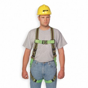 Miller™ E650QC/UGN, Duraflex® Full Body Harness, L/XL