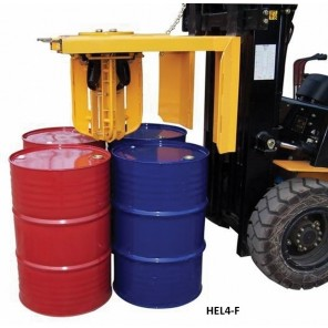 "EAGLE-GRIP™ Model EL4-F, Standard Eagle-Grip™, Cap. (lbs.): 2000, Size H x L x W: 27 x 38 x 45"", Drums Handled: 1, 2, 3 or 4"