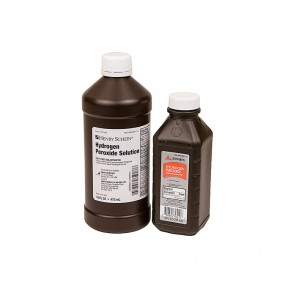 Hart 2624 Hydrogen Peroxide 3% 16 oz Bottle
