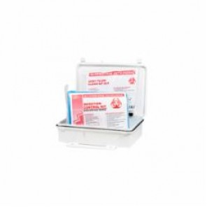 HART Infection Control & Clean-Up Kit, Poly Box