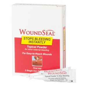 WOUND SEAL POWDER, 2 per package 2350