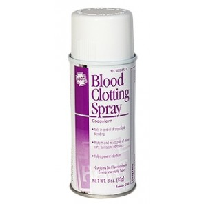 Blood Clotting Spray HART topical analgesic 3 ounce aerosol 2760