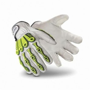 HexArmor® 4080 Chrome Series® Leather Palm Gloves