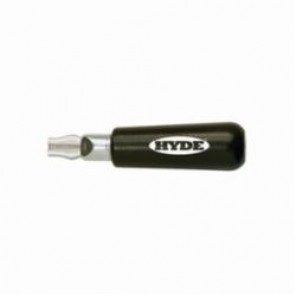 Hyde® 57630 Extension Blade Handle, For Use With 5/16 in and 3/8 in Blade, Hardwood