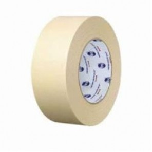 "Intertape® PG500.16 1"" Utility Grade Masking Tape, 24 mm W x 54.8 m L, 5 mil THK, Natural"