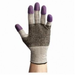 Jackson Safety; G60 Cut-Resistant Gloves, SZ 8/M, Nitrile Palm, Purple, Ambidextrous, Dyneema® Fabric