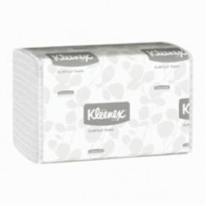 Kleenex® 04442 Multi-Fold Towel, 50% Recycled Fiber, White