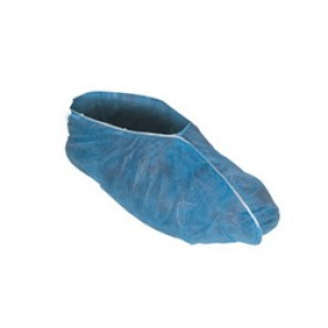 Liberty Glove 15440-XL Non-Skid Shoe Cover, XL, Blue, Elastic Closure, Polypropylene