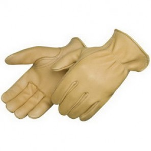 Liberty Glove Premium Grade Leather Palm Gloves