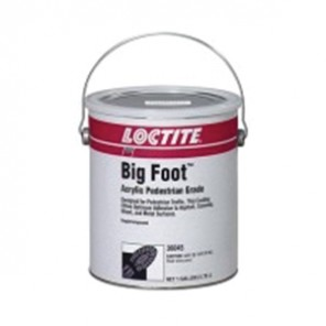 Loctite® 1620706 1-Part Pedestrian Grade Non-Slip Coating, 1 gal, Liquid, Gray, 24 hr Curing