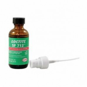 Loctite® 20352 1-Part Very Low Viscosity Accelerator, 1.75 oz Bottle, Liquid, Clear, Colorless, 0.79