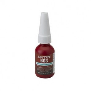 Loctite® 21440 High Strength Retaining Compound, 10 ml Bottle, Liquid, Green, 1.1