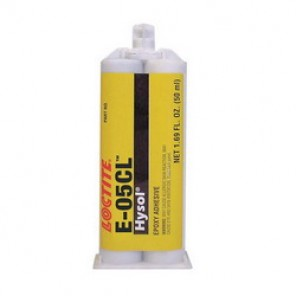 Loctite® 29299 Low Viscosity Two-Part Epoxy Adhesive, 50 ml Cartridge, Liquid, Clear, 1.12