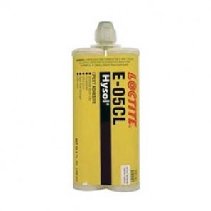 Loctite® 29301 Low Viscosity Two-Part Epoxy Adhesive, 400 ml Dual Cartridge, Liquid, Clear, 1.12