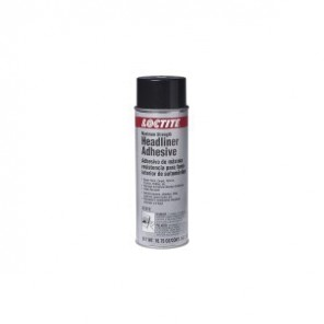 Loctite® 37312 Spray Adhesive, 16.75 oz Aerosol Can, Liquid/Aerosol, White